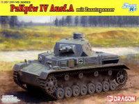 四号A附加装甲型 SK