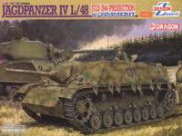 【威龙 6369】1/35 德国四号坦克歼击车L/48防磁装甲