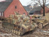 【威龙 6689】1/35 德国四号坦克歼击车L/70(A)