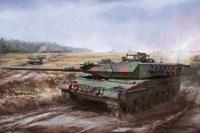 德国豹2A5&A6