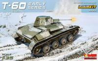 T-60轻型坦克早期型