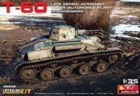 T-60轻型坦克后期型(高尔基工厂)