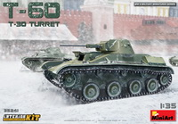 T-60轻型坦克T-30炮塔型