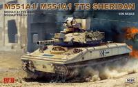 谢里登M551A1/A2(TTS)