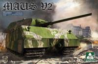 德国鼠式超重型坦克V2