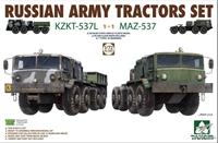 MAZ-537&KZKT-537L