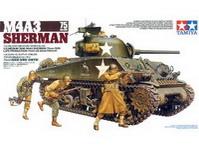 M4A3 75mm火炮