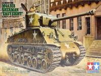 M4A3E8欧洲战场