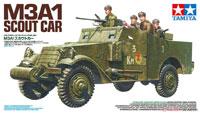 苏联M3A1装甲车