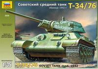 T-34/76中型坦克1942型